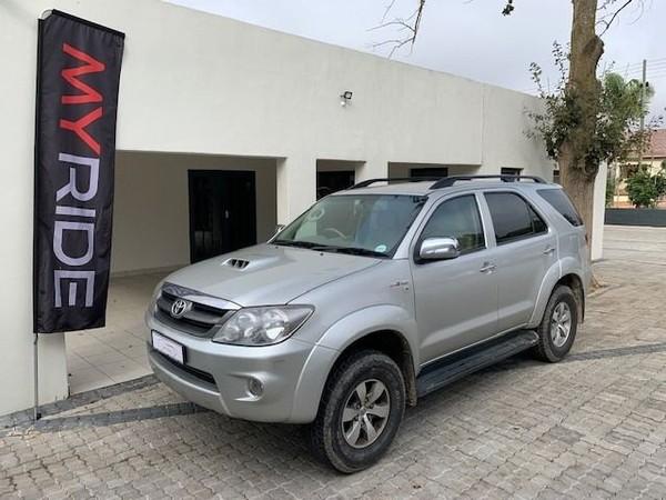 2007 Toyota Fortuner 3.0d-4d 4x4  Western Cape Malmesbury_0