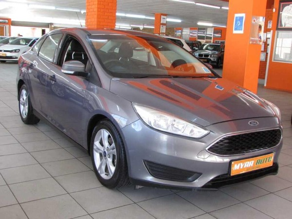 2016 Ford Focus 1.0 EcoBoost Ambiente Western Cape Cape Town_0