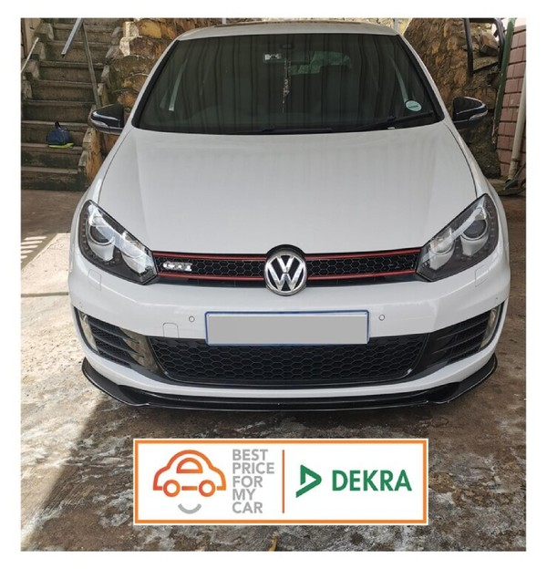2012 Volkswagen Golf Vi Gti 2.0 Tsi Dsg  Western Cape Goodwood_0