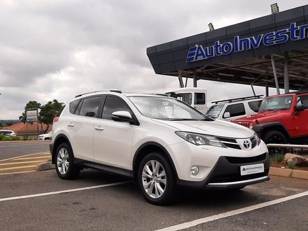 2015 Toyota Rav 4 2.2D VX Auto Gauteng Centurion_0