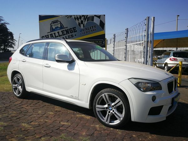 2011 BMW X1 Sdrive20d M-sport At  Gauteng Brakpan_0