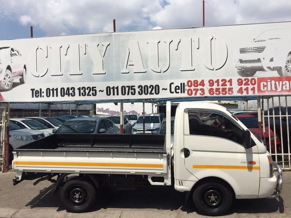 2008 Hyundai H100 Bakkie 2.6i D Fc Cc  Gauteng Johannesburg_0