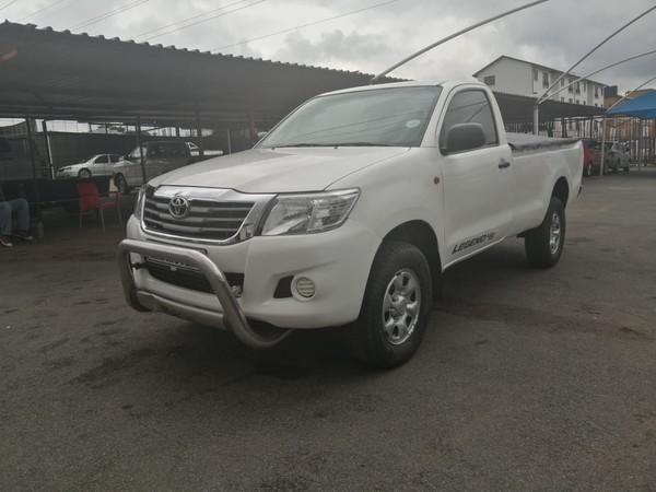 2012 Toyota Hilux 2.5 D-4d S Pu Sc  Gauteng Sandton_0