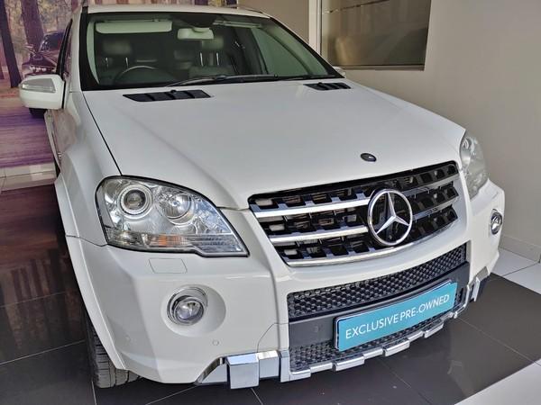 2010 Mercedes-Benz M-Class Ml 63 Amg  Gauteng Midrand_0