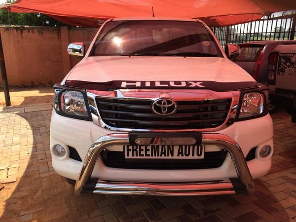 2012 Toyota Hilux 2.5 D-4d Pu Sc  Gauteng Bramley_0