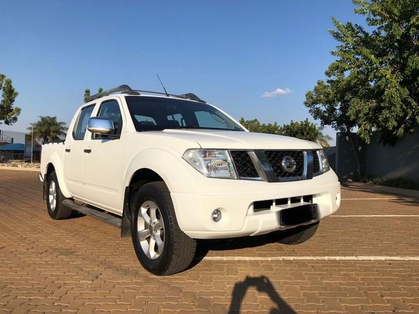 2008 Nissan Navara 2.5 Dci Pu Dc  Gauteng Pretoria_0