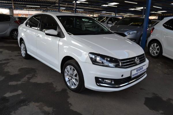 2019 Volkswagen Polo GP 1.4 Comfortline Gauteng Johannesburg_0