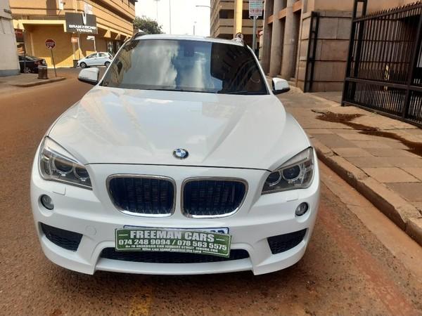 2014 BMW X1 Sdrive20d At  Gauteng Johannesburg_0