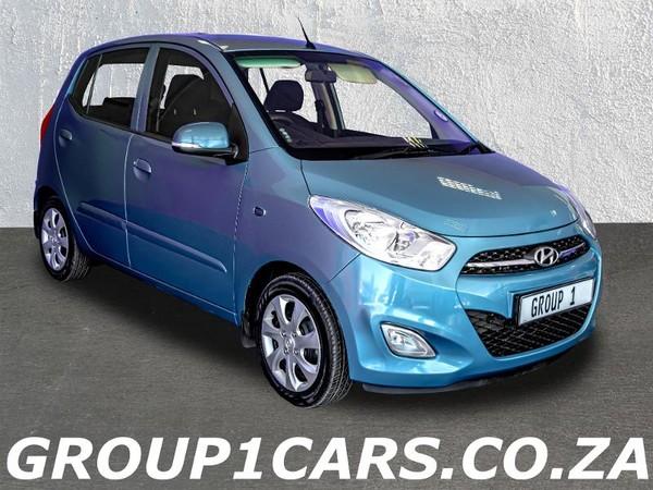 2017 Hyundai i10 1.1 Gls  Western Cape Stellenbosch_0