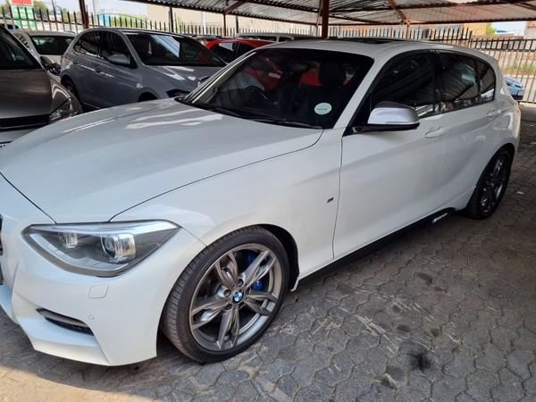 2014 BMW 1 Series M135i 5dr Atf20  Gauteng Jeppestown_0