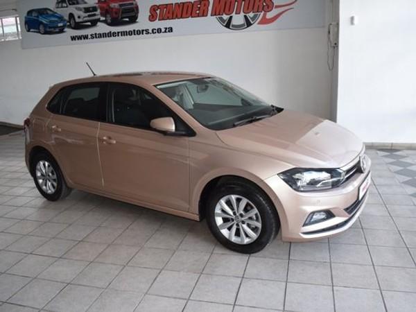 2019 Volkswagen Polo 1.0 TSI Comfortline Gauteng Nigel_0