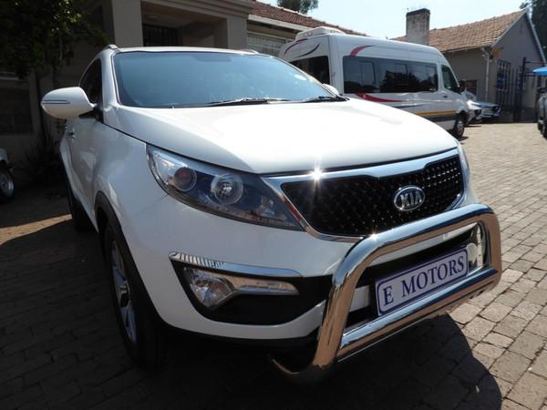 2015 Kia Sportage 2.0 CRDi Gauteng Bramley_0
