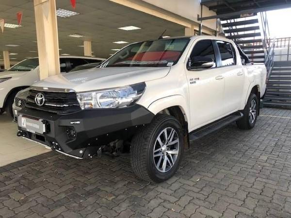 2017 Toyota Hilux 2.8 GD-6 Raider 4X4 Double Cab Bakkie Auto Gauteng Alberton_0