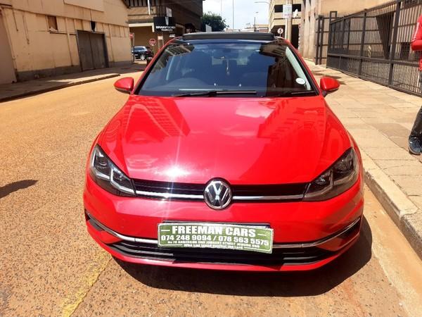 2017 Volkswagen Polo Gti 1.4tsi Dsg  Gauteng Johannesburg_0