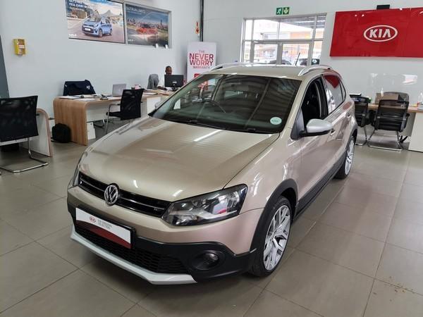 2016 Volkswagen Polo GP 1.4 TDI Cross Gauteng Nigel_0