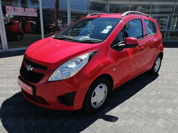 2012 Chevrolet Spark 1.2 L 5dr  Western Cape Cape Town_0