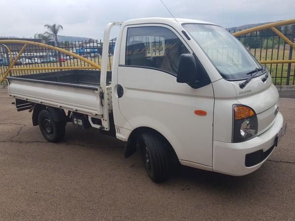 2014 Hyundai H100 Bakkie 2.6d Fc Cc  Gauteng Pretoria_0