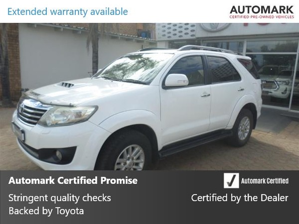 2013 Toyota Fortuner 3.0d-4d 4x4  Limpopo Messina_0