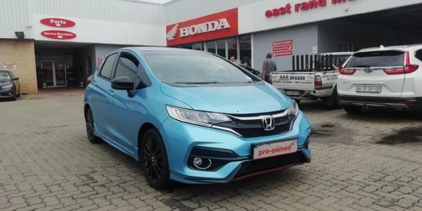 2018 Honda Jazz 1.5 Sport CVT Gauteng Boksburg_0