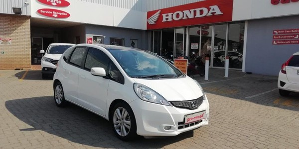 2012 Honda Jazz 1.5 Executive  Gauteng Boksburg_0