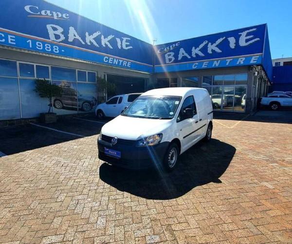 2013 Volkswagen Caddy 1.6i 75kW Panel Van Western Cape Parow_0
