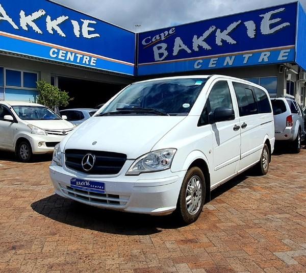2013 Mercedes-Benz Vito 116 CDI Shuttle Western Cape Parow_0