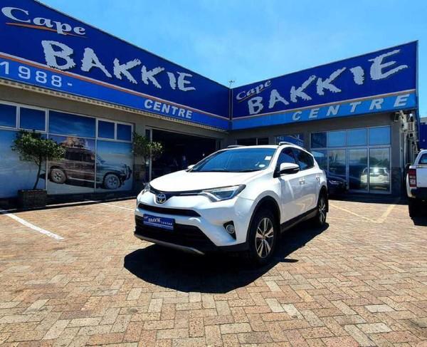 2018 Toyota RAV4 2.0 GX Western Cape Parow_0