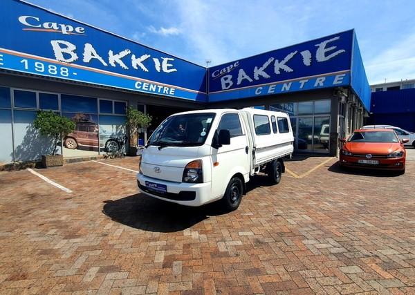 2015 Hyundai H100 Bakkie 2.6D Dropside Western Cape Parow_0
