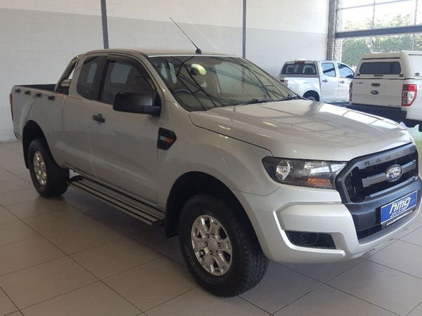 2017 Ford Ranger 2.2TDCi XL Auto Bakkie SUPCAB Western Cape Bellville_0