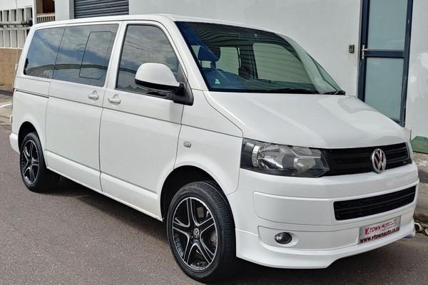 2012 Volkswagen Transporter Volkswagen Transporter T5 Cbus 2.0 Bitdi Kwazulu Natal Durban_0