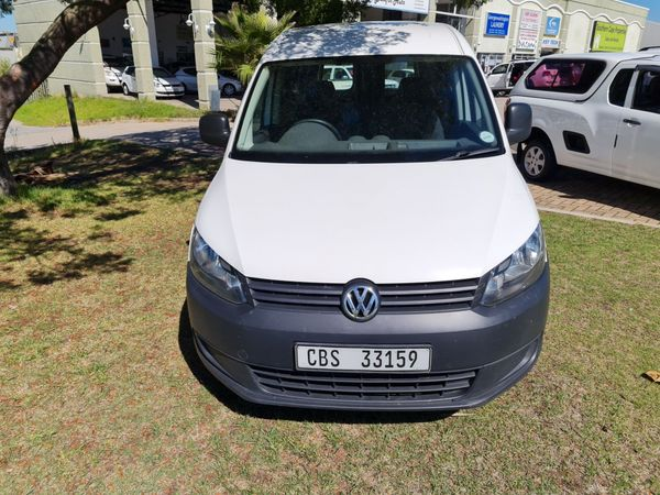 2014 Volkswagen Caddy Maxi 2.0tdi 81kw Fc Pv  Western Cape George_0