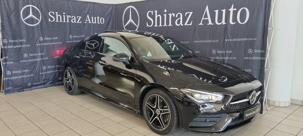 2019 Mercedes-Benz CLA CLA200 Auto Gauteng Lenasia_0