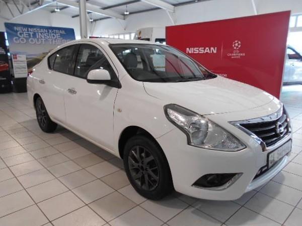2015 Nissan Almera 1.5 ACTIV Western Cape Cape Town_0