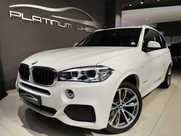 2018 BMW X5 xDRIVE30d M-Sport Auto Gauteng Four Ways_0