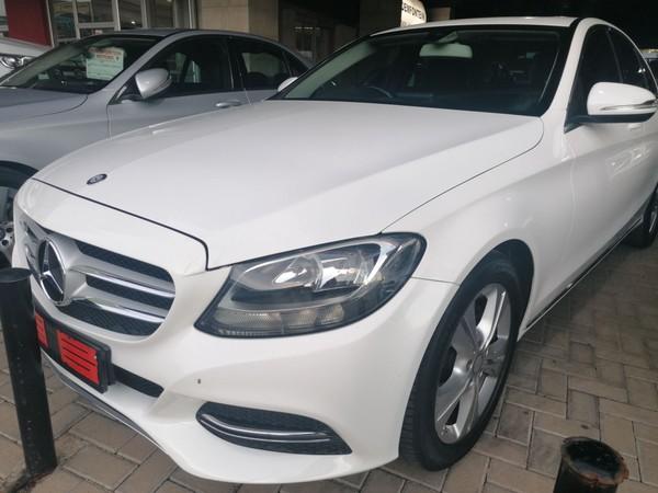 2015 Mercedes-Benz C-Class C220 Bluetec Exclusive Auto Free State Bloemfontein_0