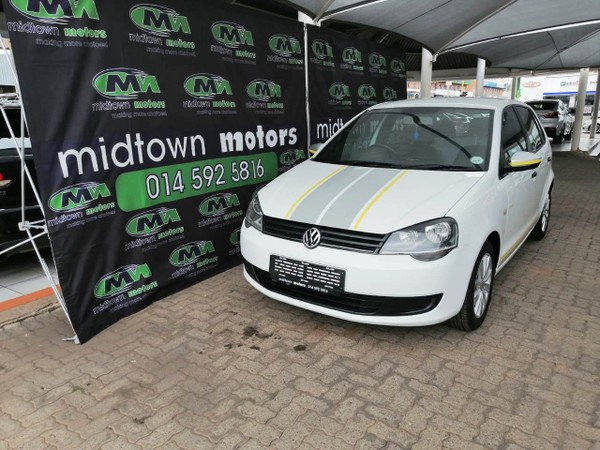 2017 Volkswagen Polo Vivo GP 1.4 Street 5- Door North West Province Rustenburg_0