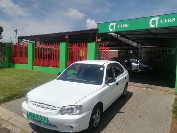 2001 Hyundai Accent 1.5 Gls  Gauteng Kempton Park_0