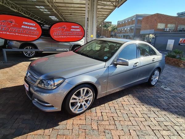 2012 Mercedes-Benz C-Class C250 Be Elegance At  Gauteng Vereeniging_0