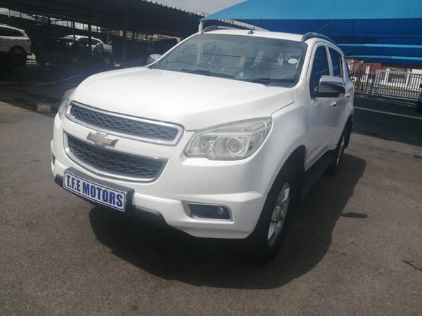 2013 Chevrolet Trailblazer 2.8 Ltz At  Gauteng Sandton_0