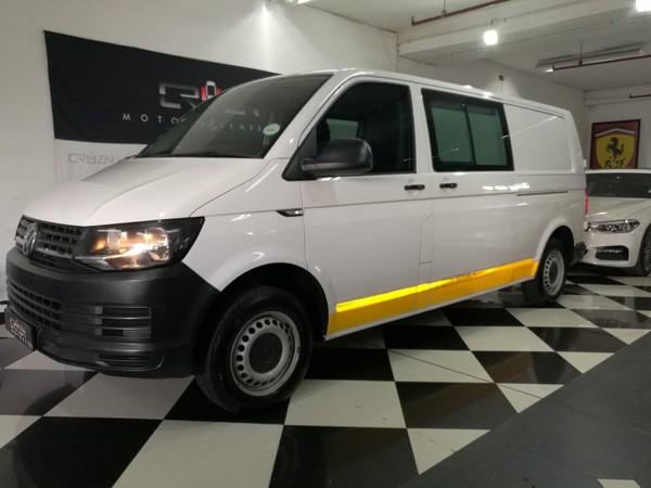 2016 Volkswagen Transporter T6 2.0TDi LWB 103KW DSG FC PV Kwazulu Natal Durban North_0