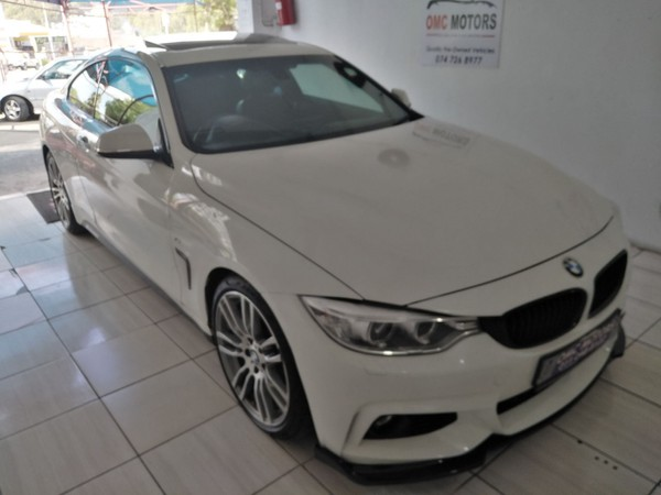 2017 BMW 4 Series 420i Coupe Auto Gauteng Johannesburg_0