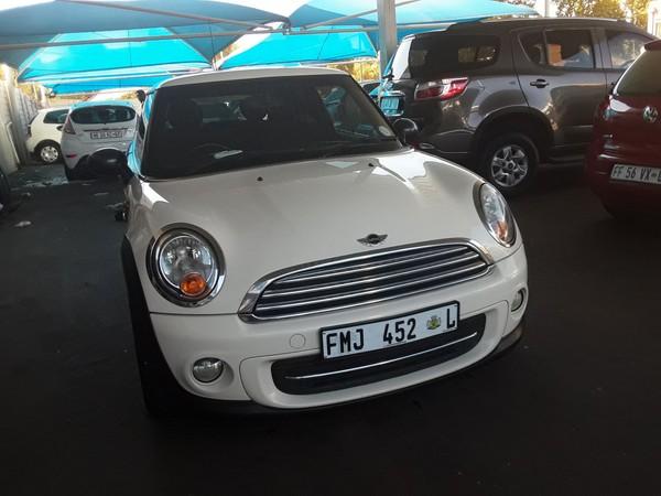 2013 MINI Hatch Cooper Gauteng Johannesburg_0
