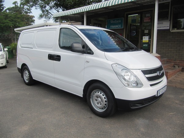 2012 Hyundai H-1 2.5 Crdi Fc Pv  Kwazulu Natal Pinetown_0