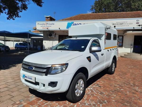 2015 Ford Ranger 2.2TDCi XLS 4X4 Single Cab Bakkie Western Cape Bellville_0