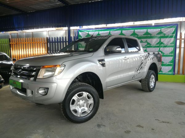 2012 Ford Ranger 3.2tdci Xls 4x4 At Pu Supcab  Gauteng Brakpan_0