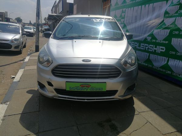2017 Ford Figo 1.5 Ambiente 5-Door Gauteng Brakpan_0