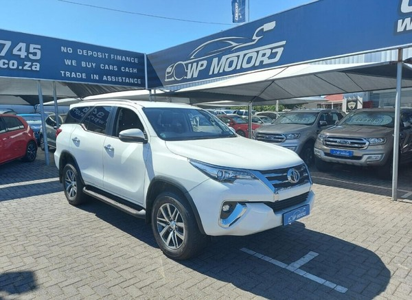 2020 Toyota Fortuner 2.8 GD-6 Raised Body Auto Western Cape Bellville_0
