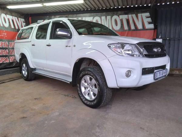 2011 Toyota Hilux 4.0 V6 Raider Rb At Pu Dc  Gauteng Pretoria_0