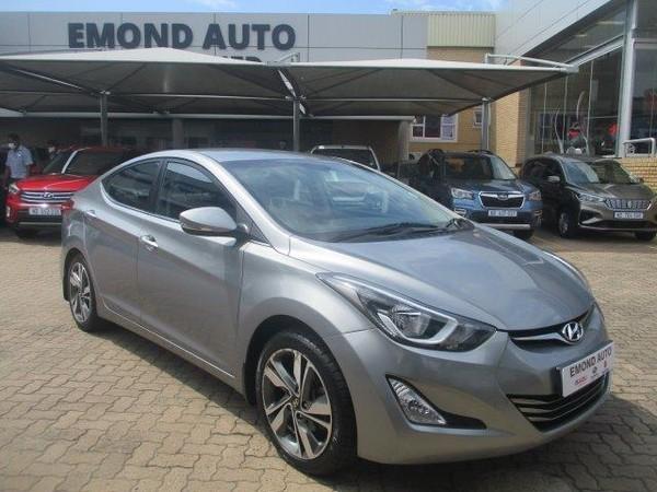 2015 Hyundai Elantra 1.6 Premium Auto Kwazulu Natal Durban North_0
