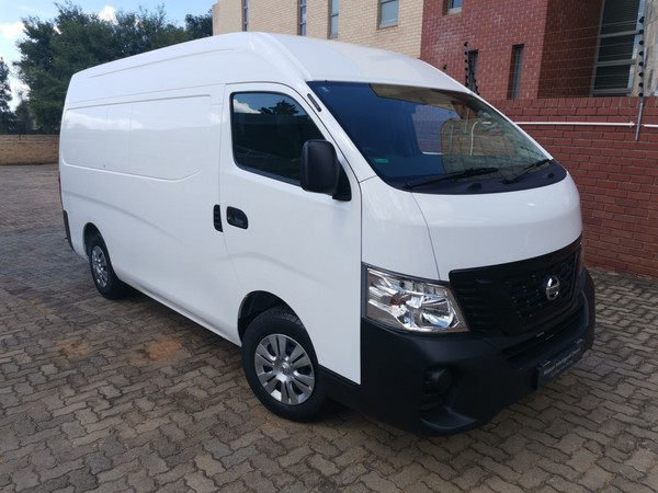 2021 Nissan NV350 2.5i Wide FC Panel van Gauteng Sandton_0